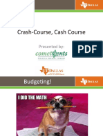 budgeting presentation cpc