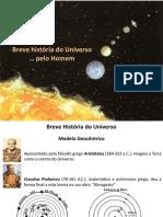 Breve História Do Universo