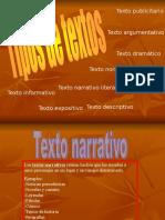 Tipo de Textos (1)