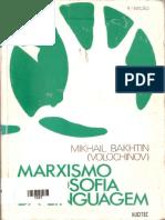 BAKHTIN - Marxismo e Filosofia Da Linguagem