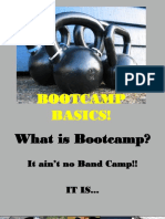 Boot Camp Basics