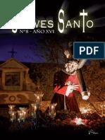 Revista Jueves Santo Virgen Dolores Santisteban 2016