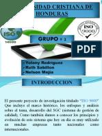 Expossicion ISO 9000 Modificado