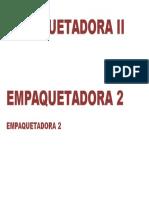 Empaquetadora II
