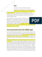antiseminism mislang