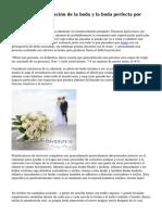 Bridezilla, planificaci?n de la boda y la boda perfecta por Sheilah Marshall