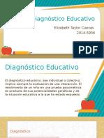 El Diagnóstico Educativo