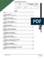 Configurações e Falhas Do Excel