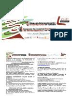 Seminario Internacional de Investigacion en Turismo