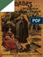 Saudades_ História de Menina e Moça by Bernardim Ribeiro