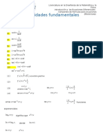 Compendio de Formulas de Ecuaciones Diferenciales Copia