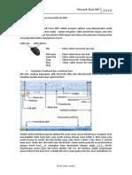 Belajar Dasar Dasar Microsoft Excel 2007