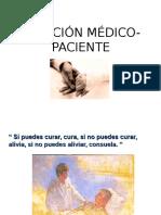 Relación Médico Paciente