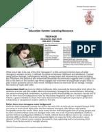 57th Bfi Lff Education Resource Teenage 2013