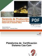 Plataforma de Certificación Cas-Cam PDF