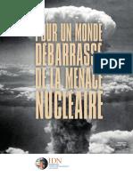 Pour un monde débarrassé de la menace nucléaire - IDN