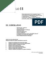 Cap. 11 Liderazgo