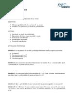 Atividade Pedagógica EJ Mat 3ºano Tiago Silva2015