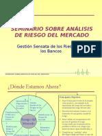 Analisis de Riesgos de Mercado