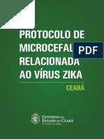 Protocolo Microcefalia Relacionada Ao Vírus Zika - Ceará