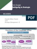 S05 Ambiguity in Strategic Alliances