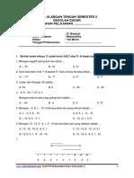 SOAL UTS MATEMATIKA KELAS 4 SEMESTER 2.pdf