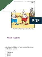 Ankle Injury Orto ICO 2