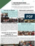 Notícias de Missões da SGM - ano 2 - n° 10