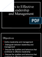 2 Leadership Theories