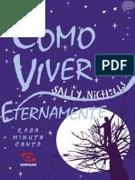 Como Viver Eternamente - Sally Nicholls LLL