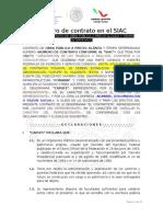 ANEXO B1.- Modelo de CT Precio Alzado