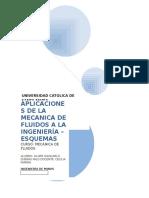 Aplicaciones de La Mecanica de Fluidos a La Ingeniería