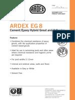 ARDEX EG8