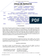 Fonoteca de Soleares - Partituras de Guitarra Flamenca