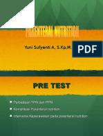 T5_pencernaan_Parenteral Nutrition Bu Yuni