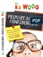 Primary School Confidential - Confessions from the classroom by Mrs Woog (Extract)