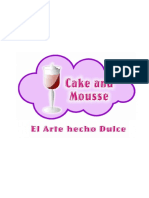Cake and Mousse