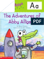 Adventures of Abby Alligator