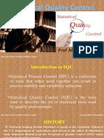 Statistical Quality Control & SQC Tools