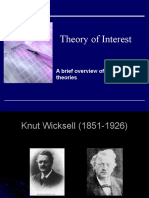 Concept of Interest