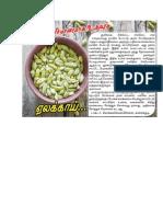 Elachi-medical Tips in Tamil