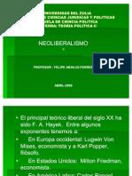 Teoria Politica II Neo