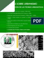 Teorias Clásicas Del Desarrollo Urbano Regional