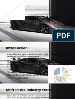 SM_Sec D_Group 4_Automobile Industry Analysis Presentation