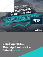 How to deliver presentations that actually