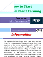 How to Start Medicinal Plant Farming