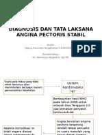 Diagnosis Dan Tata Laksana Angina Pectoris Stabil