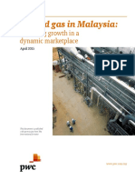 Oil Gas in Malaysia