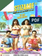 Mastizaade (2016) Poster