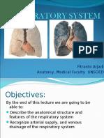 K1 - Anatomi Sistem Respirasi